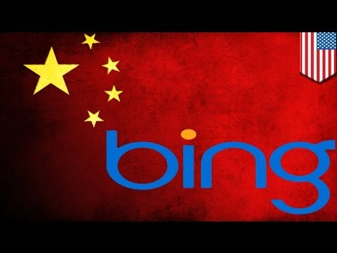 Bing censoring Chinese language search results in US