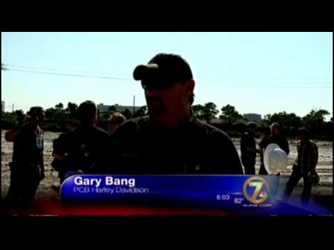 Panama City Beach Harley-Davidson Groundbreaking WJHG-TV
