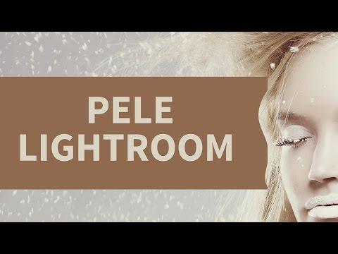 Remoção do Brilho de Pele no Adobe Lightroom