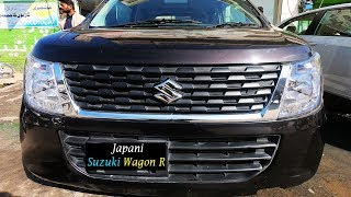 Japani Suzuki Wagon R Detailed Video | Suzuki Wagon R Price in Pakistan
