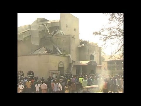 Christmas bombs at churches in Nigeria