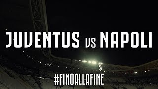 Juventus vs Napoli | Are you ready?