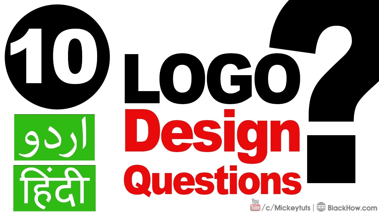 Questions to ask client for logo design