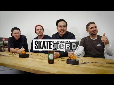Skate Nerd: Useless Wooden Knowledge | Season 10 Ep. 5