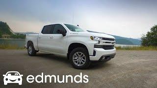 Is the 2019 Chevrolet Silverado the Best Silverado Ever? | First Drive | Edmunds
