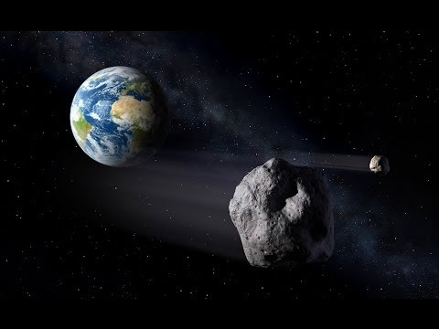 ASTEROID (1998 QE2) 9 TIMES THE SIZE OF A CRUISE SHIP WILL ZIP PAST EARTH FRIDAY (MAY 30, 2013)