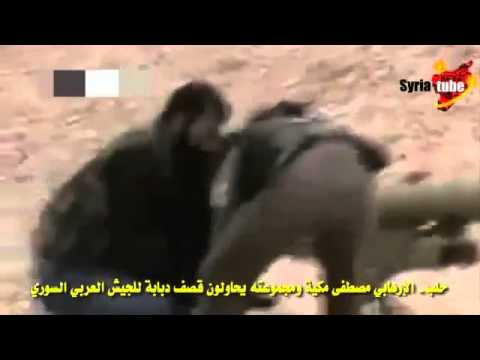18+ Syria- Al Qaeda fighters fail attack on Syrian Soldiers and get shot