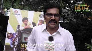 Rajev Prasad At Sathuran Movie Audio Launch