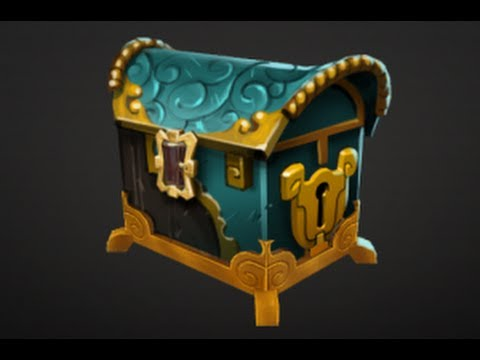 Dota 2 Store - Unlocked Treasure of Tidal Power and Treasure of the Restless Sea and Treasure of the