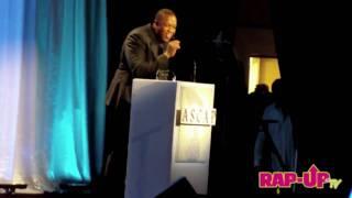Dr. Dre Video - Eminem Presents Dr. Dre with ASCAP Award