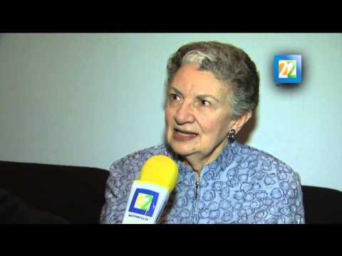 Entrevista Con Angelina Muñiz-huberman Sobre Su Libro 'hacia Malinalco' video