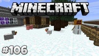 Village Lighting Improvements! || Survival In Minecraft (1.4.2) #106