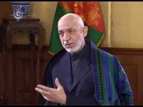 President Karzai's Interview with Chinese CCTV and Xinhua News Agency -- Sep 28, 2013