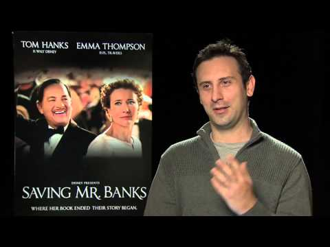 John Lee Hancock Interview -- Saving Mr. Banks | Empire Magazine