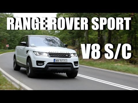 Range Rover Sport V8 Supercharged (ENG) - Test Drive and Review