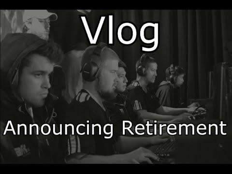 Allied VLOG - Retiring from Smite