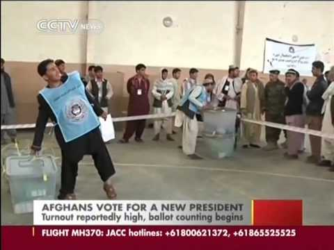 Afghanistan: President Karzai declares elections a success