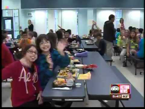 Local school fights obesity