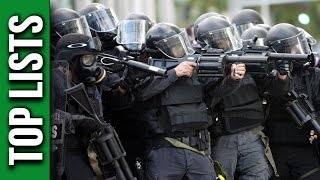 Top 10 Biggest Police Forces
