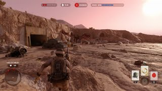 Star Wars Battlefront: Survival on the Rebel Depot (Master Difficulty) [1080 HD]