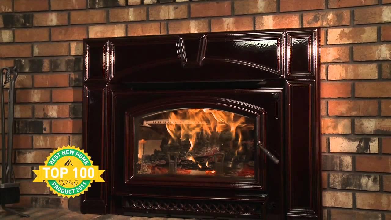 Quadra Fire Voyageur Wood Insert Series Product Video