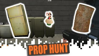 PROP HUNT with the Pojkband! - Futebol!