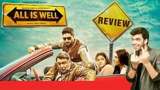 All Is Well Full Movie | Abhishek Bachchan and Asin|Review