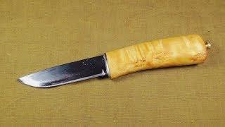 Делаем нож под себя (подробно)