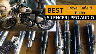 Silencer for Royal Enfield Classic 350