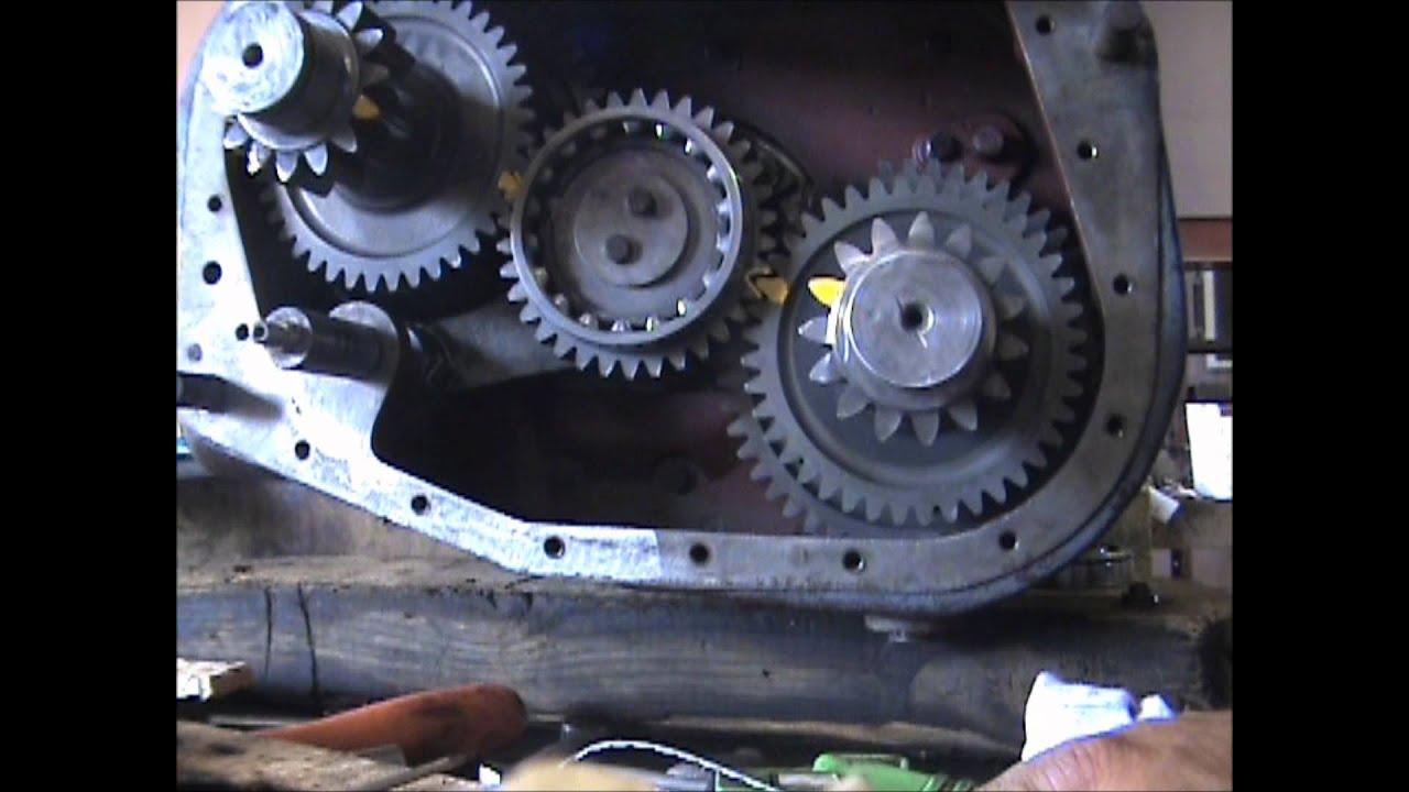 Rebuild Automatic Transmission >> Eaton Trans upgrade progress - YouTube