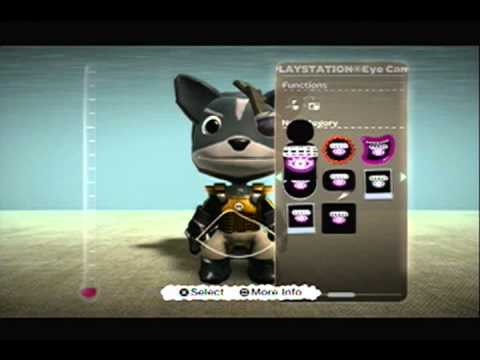 Little Big Planet: Star Wolf Costume Tutorial Part 1