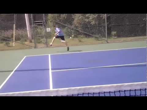 My Tennis Between The legs shot