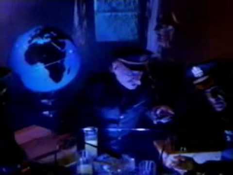Megadeth - Power Rangers Music Video (Ranger 18)