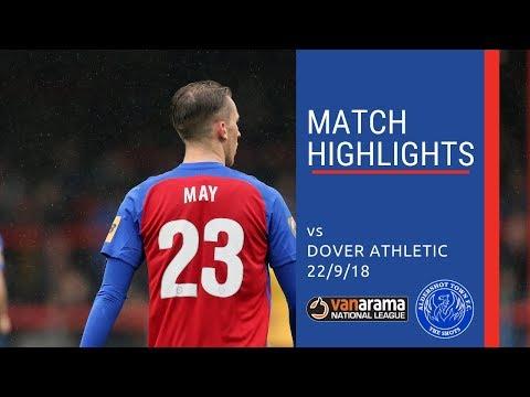 MATCH HIGHLIGHTS: Shots vs Dover