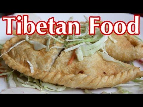 Traditional Tibetan Food in Gangtok, India (Taste of Tibet Restaurant)