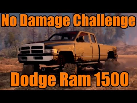 Spin Tires | Lifted Dodge Ram 1500