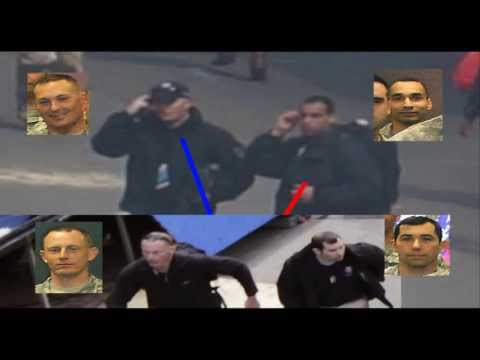 Boston Marathon Bombing Conspiracy Suspects Identified