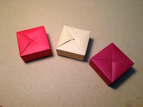 クリスマス 折り紙 折り紙 箱 簡単 : b.hatena.ne.jp