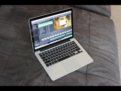 Apple MacBook Pro 13-inch with Retina Display Review