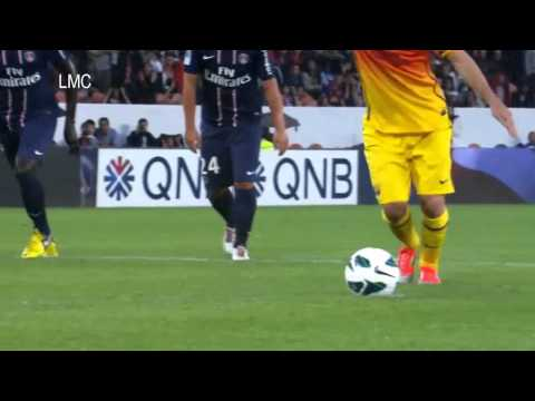 HD | Lionel Messi Penales Perfect | 2013