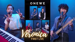 Download ONEWE - Veronica (베로니카의 섬) Live on GOD's Lunch Attack 210706 Mp3/Mp4