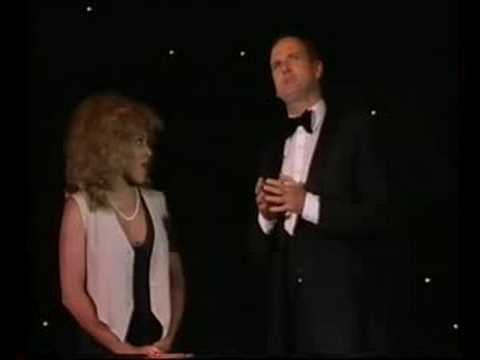 John Cleese Introduces Tina Turner