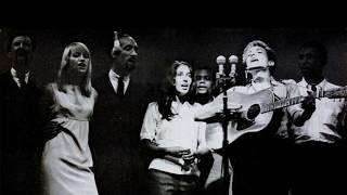 Bob Dylan Blowin In The Wind Live 1963 Newport Folk Festival