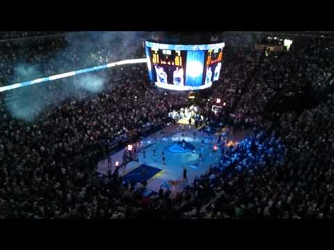 Grizzlies VS Spurs 2011 Playoffs Game 3