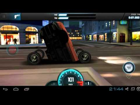 glitch in fast and furious 6|rolling car? - YouTube
