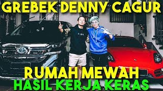 GREBEK RUMAH MEWAH!! Denny Cagur #AttaGrebekRumah Denny Cagur Part 1