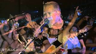 Клип Metallica - The Unforgiven (live)