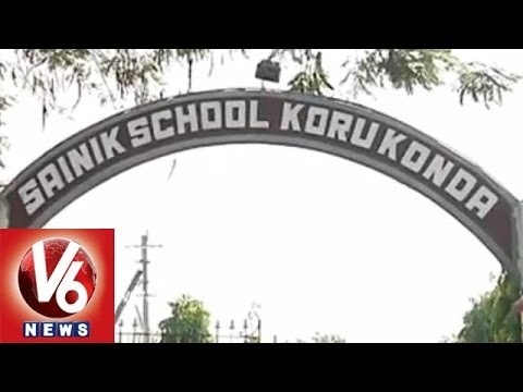 Number One Sainik School - Korukonda Vizianagaram