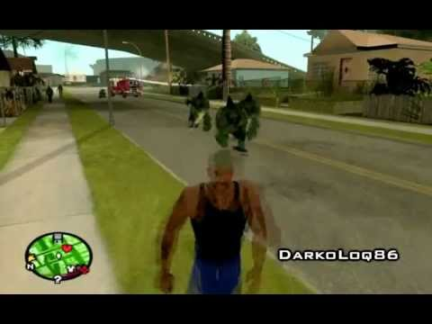 Nuevos Monstruos GTA San Andreas Ep. 1 - Loquendo (No Misterix, No Xander Files)