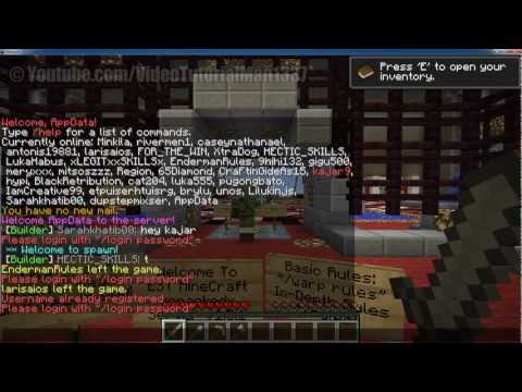 MinecraftSP [Download | Free to play | Multiplay | Auto Update | AnjoCaido]